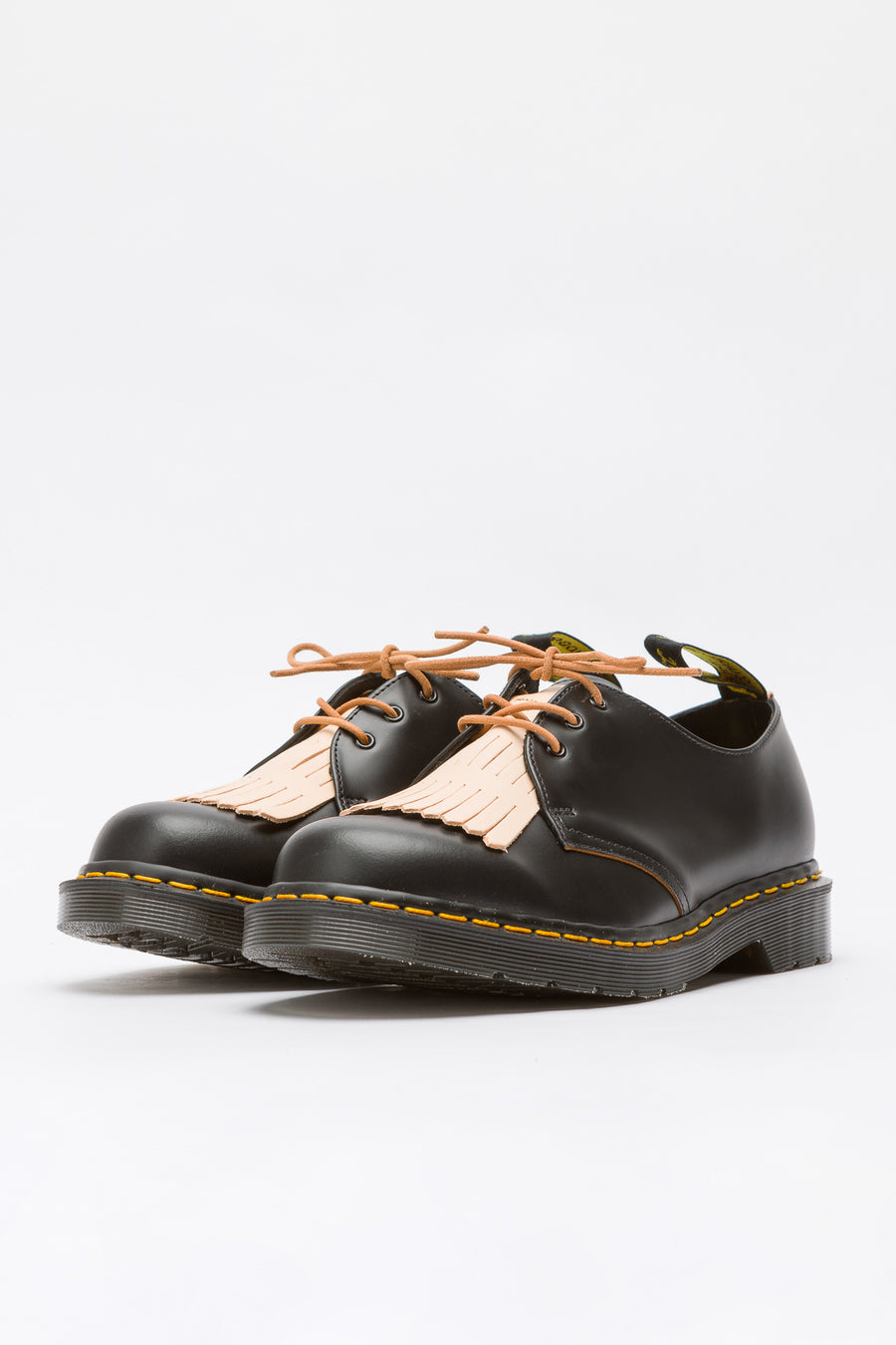Dr. Martens Hender Scheme 1461 Shoe in Black/Natural - Notre
