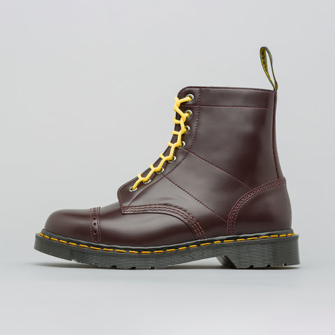 Dr. Martens x Needles 1460 Boot in Oxblood - Notre