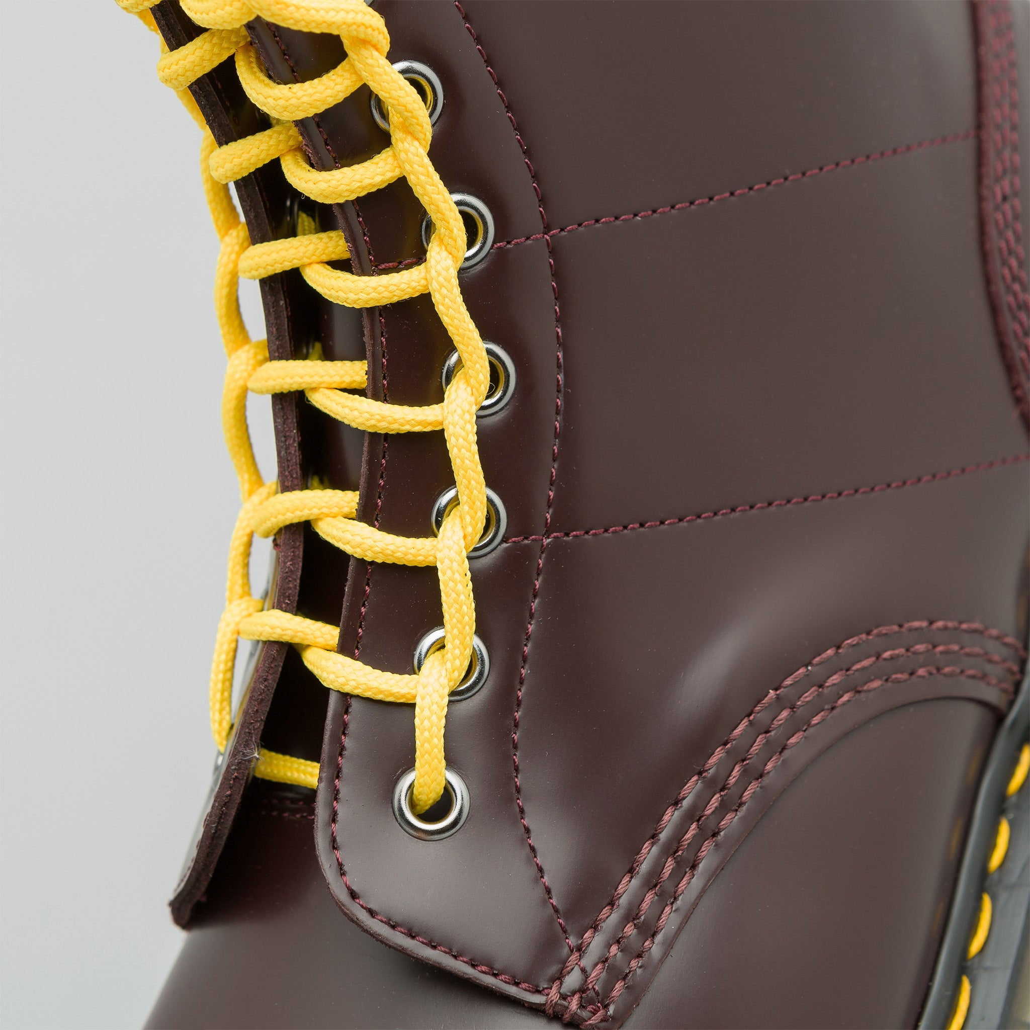 x Needles 1460 Boot in Oxblood