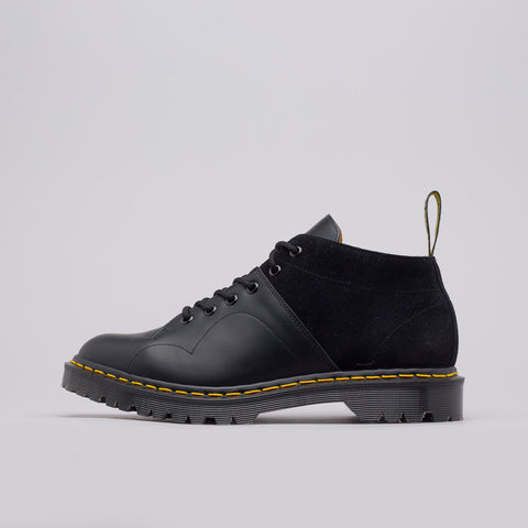 Dr. Martens x Engineered Garments Church Boot in Black - Notre