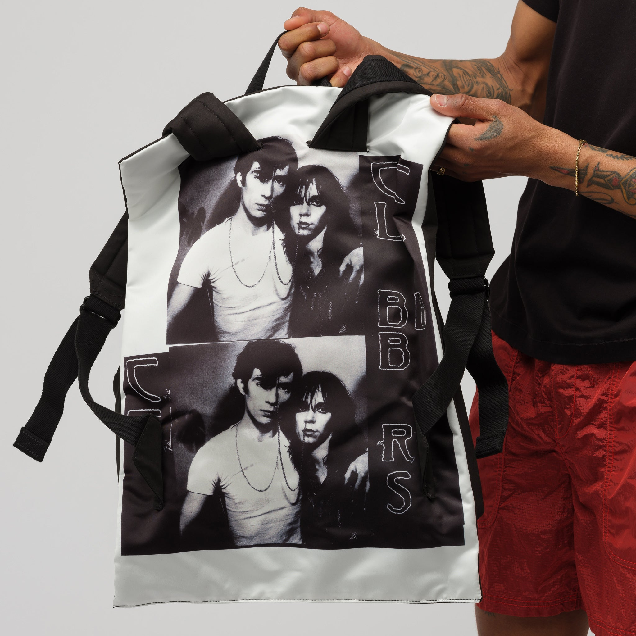 RS Poster Padded Backpack