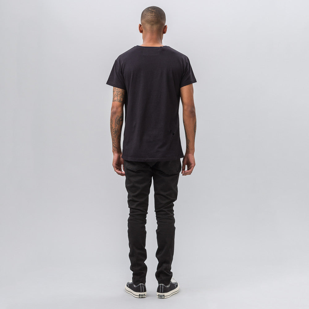 Soft Places T-Shirt in Black