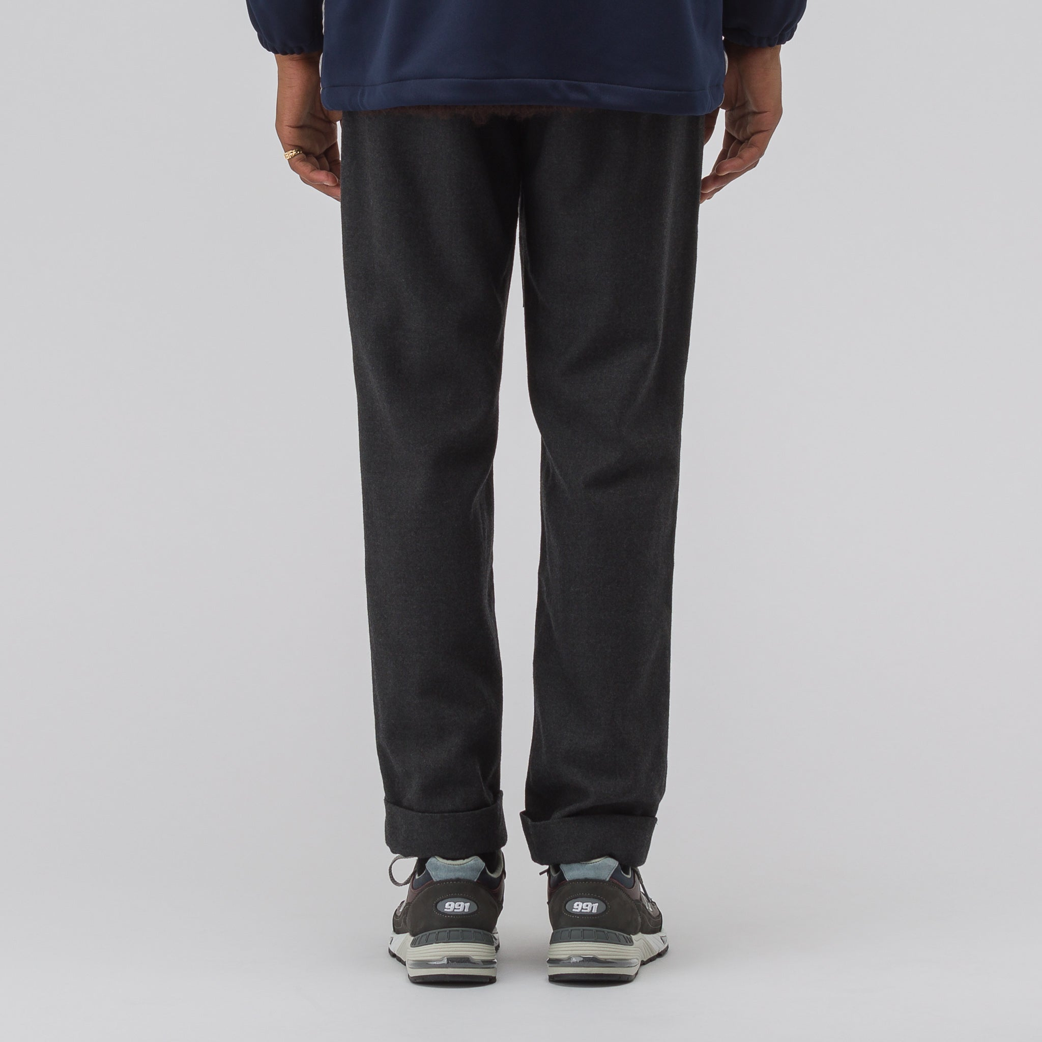 Andover Pant in Charcoal Heather