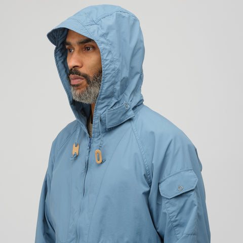 Engineered Garments Atlantic Parka in Light Blue - Notre