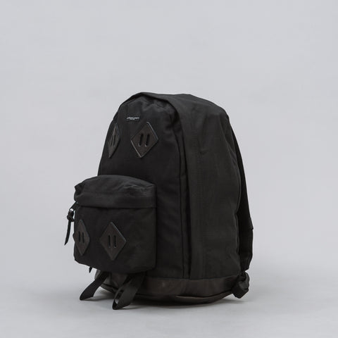 Engineered Garments Backpack in Black Cordura - Notre