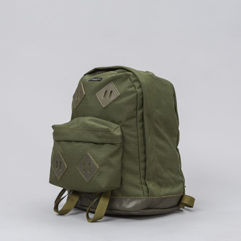Engineered Garments Backpack in Olive Cordura - Notre
