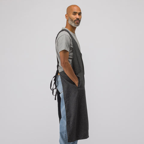 Engineered Garments Butcher's Apron in Grey - Notre