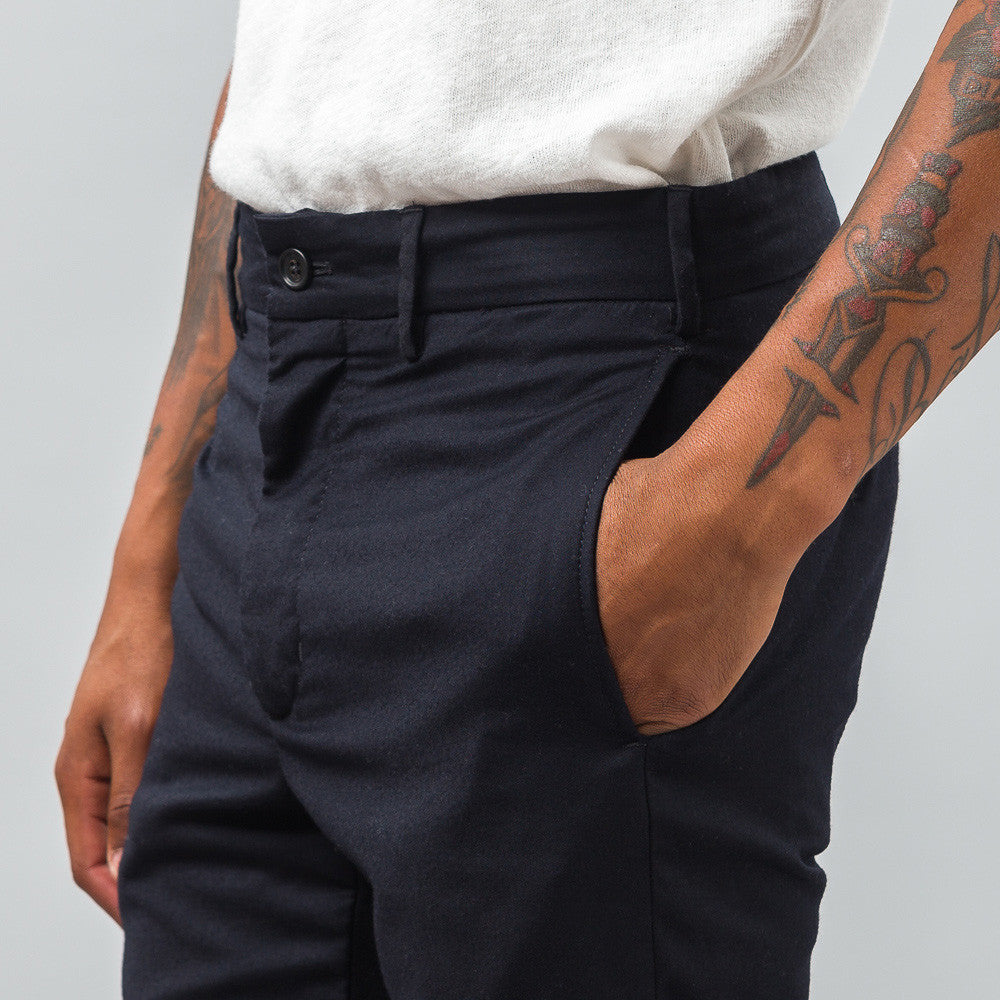 Cinch Pant in Dark Navy