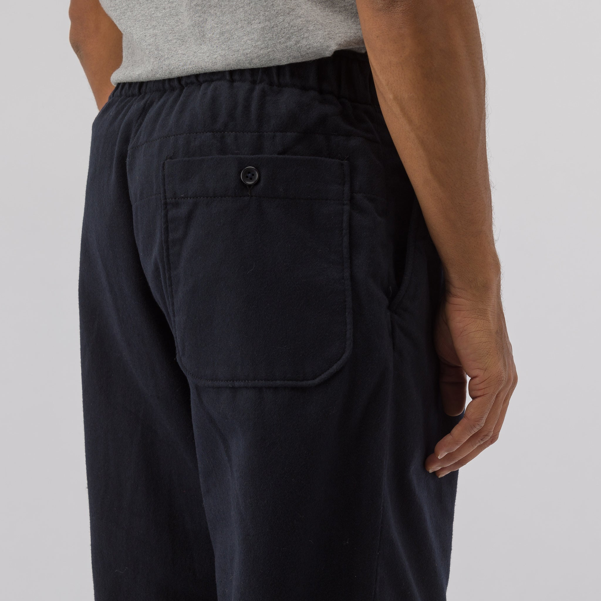 Emerson Pant in Dark Navy