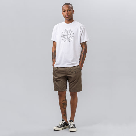 Engineered Garments Ghurka Short in Olive Twill - Notre