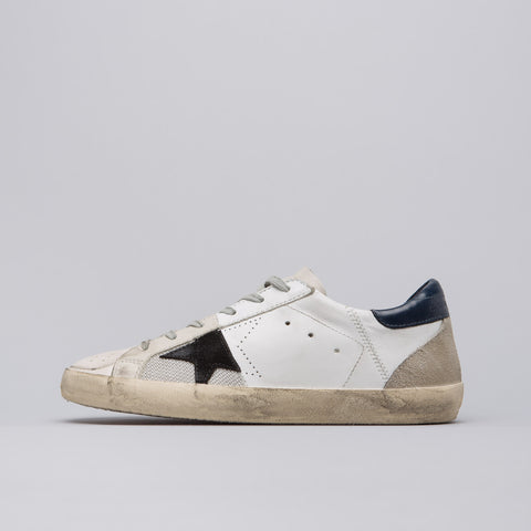 Golden Goose Superstar Sneaker in Trilogy - Notre