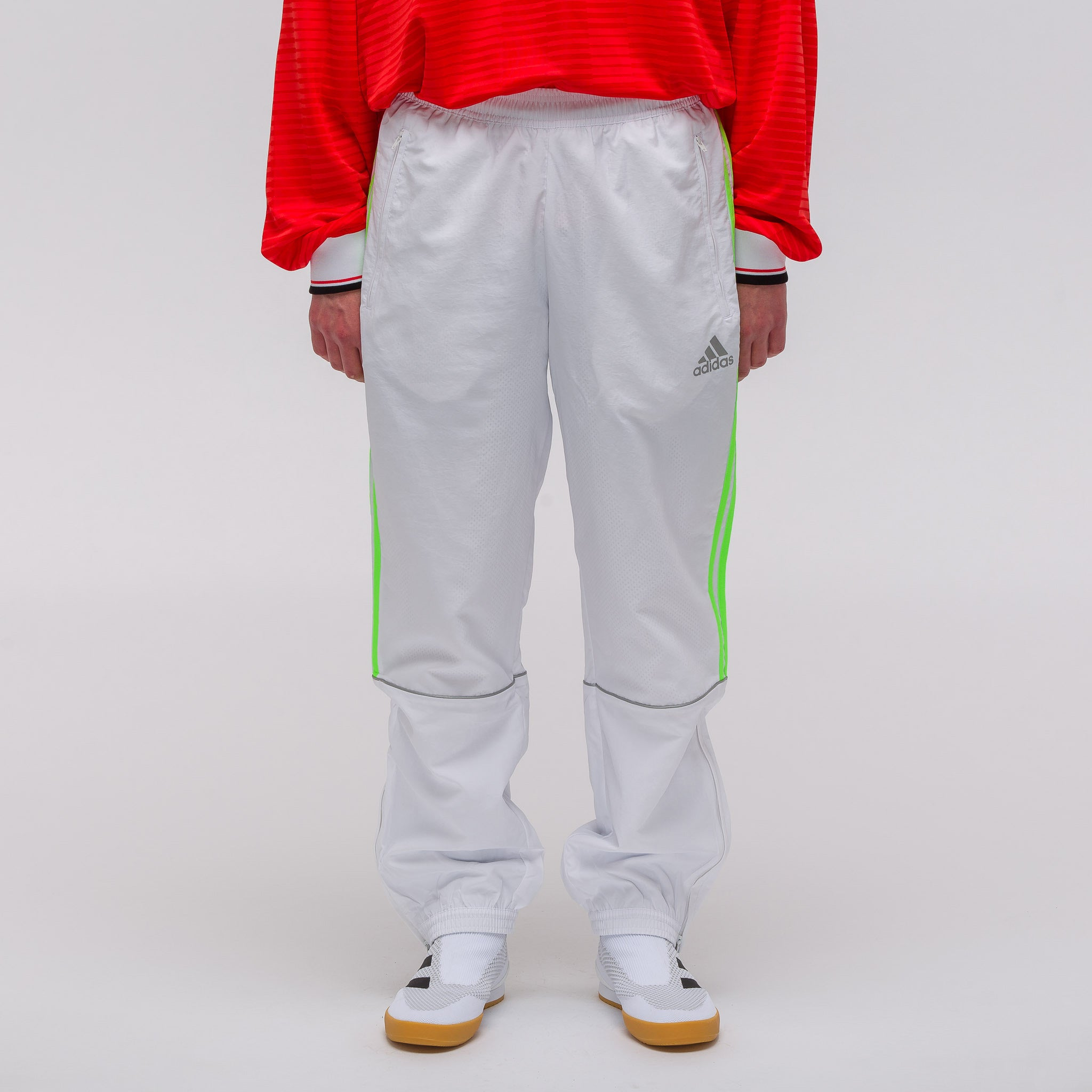 x Adidas Track Pants in White
