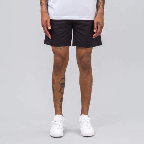 Gosha Rubchinskiy Cotton Short in Black - Notre