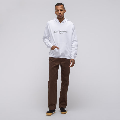 Gosha Rubchinskiy Cotton Straight Pant in Brown - Notre