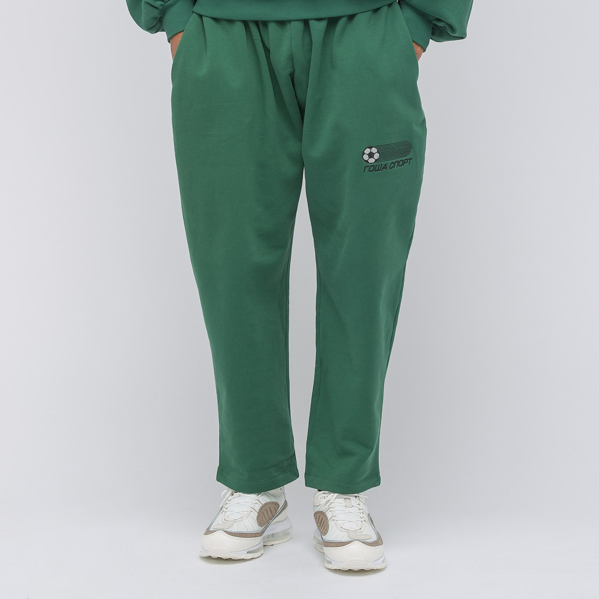 Gosha Sport Sweatpant in Green