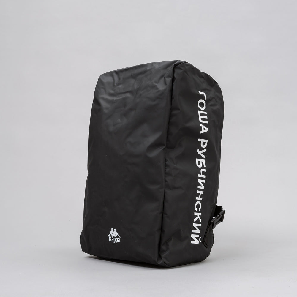 Gosha Rubchinskiy Kappa Backpack in Black - Notre