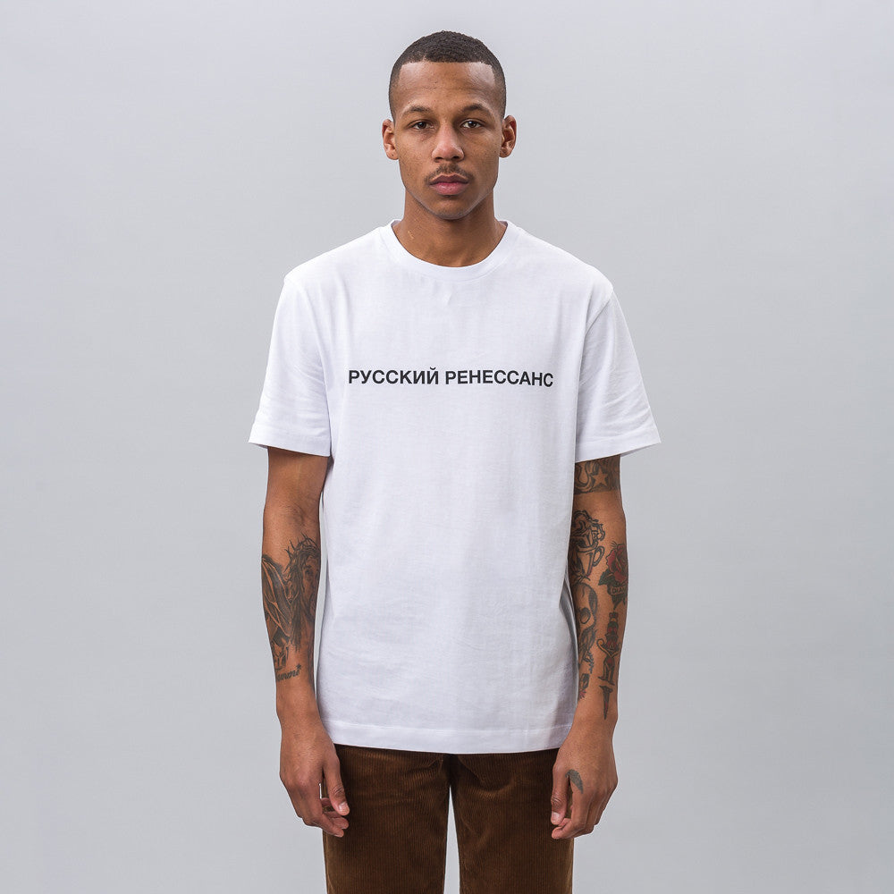 Renaissance T-Shirt in White
