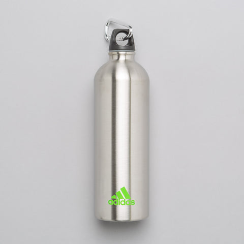 Gosha Rubchinskiy x adidas Bottle in Silver/Green - Notre