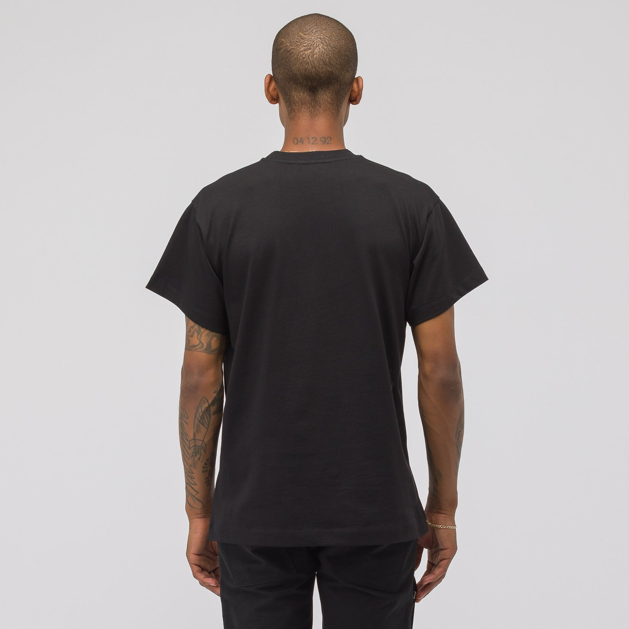 Graphic T-Shirt in Black