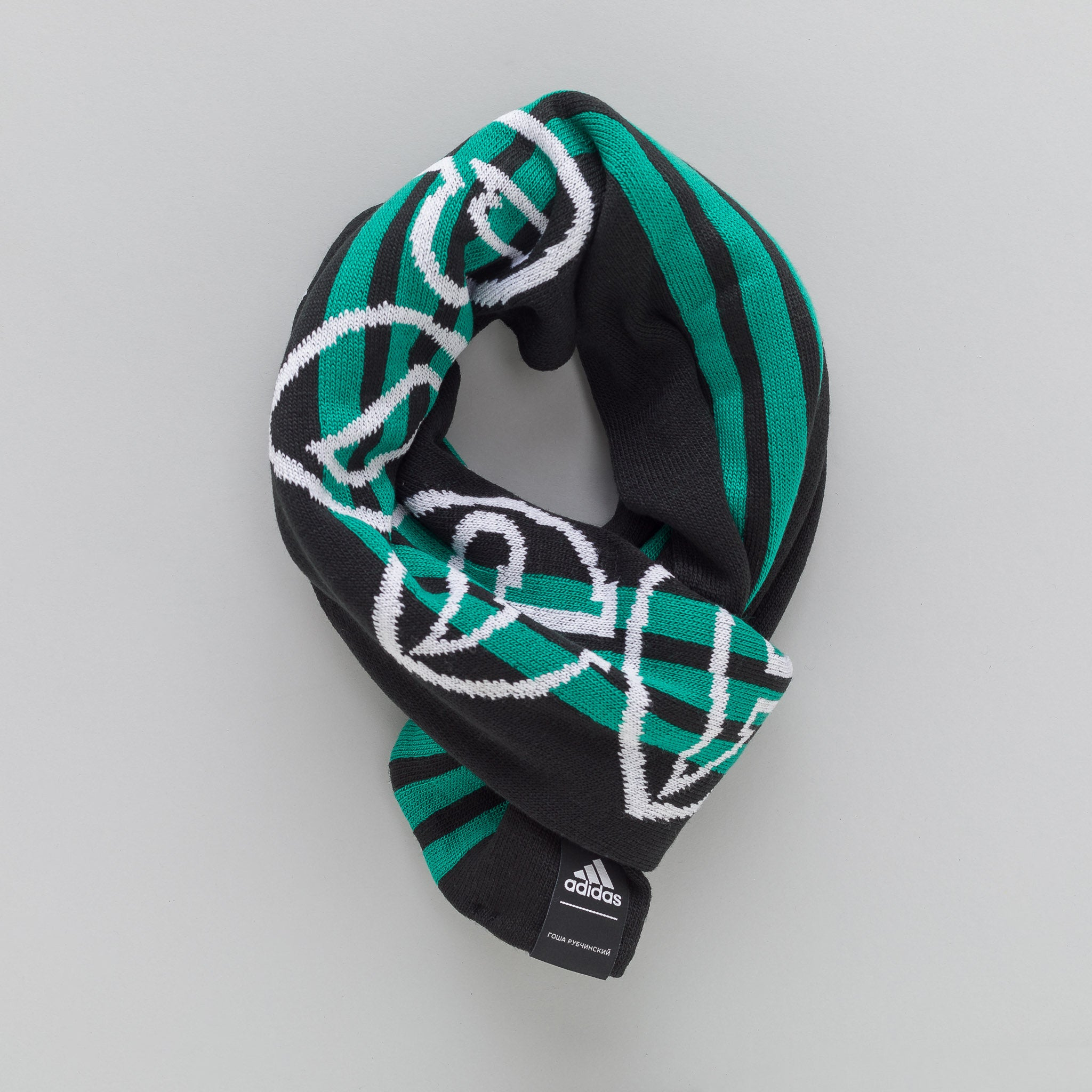 x adidas Scarf in Black