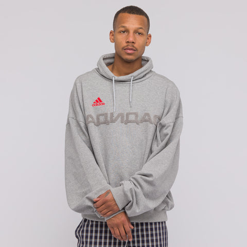 Gosha Rubchinskiy x Adidas Sweat Top in Grey - Notre