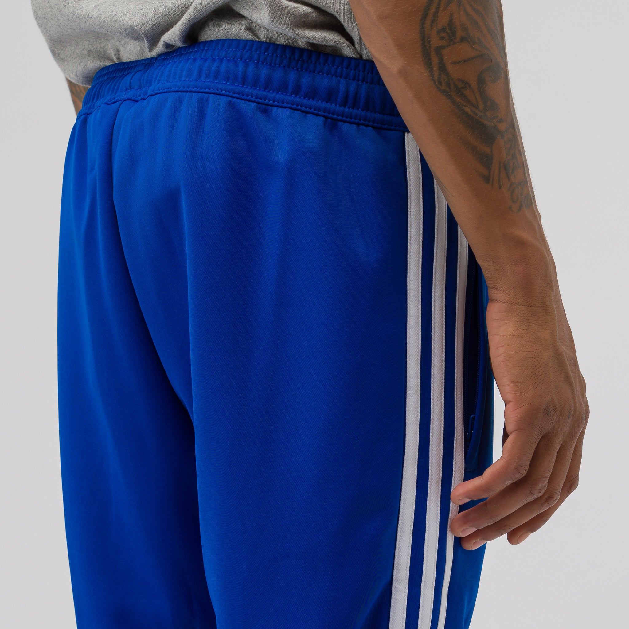 x adidas Track Pant in Royal Blue