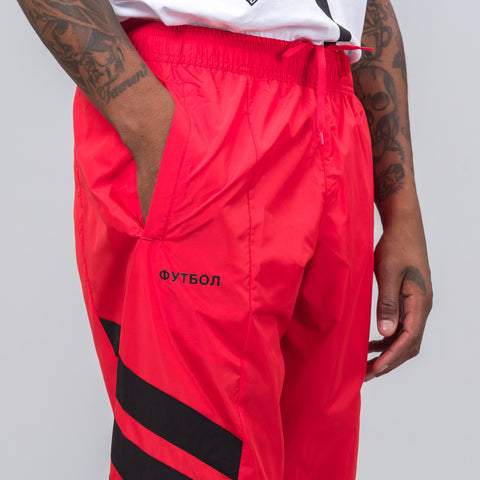 Gosha Rubchinskiy x adidas Track Pants in Red - Notre
