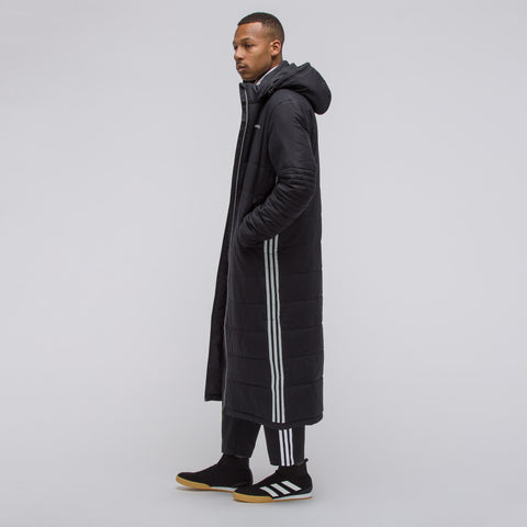 Gosha Rubchinskiy x adidas Wind Coat in Black - Notre
