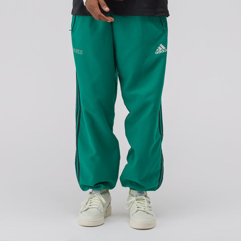 Gosha Rubchinskiy x adidas Woven Pants in Teal - Notre