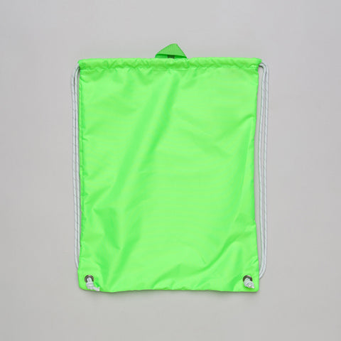 Gosha Rubchinskiy x Adidas Gym Bag in Neon Green - Notre