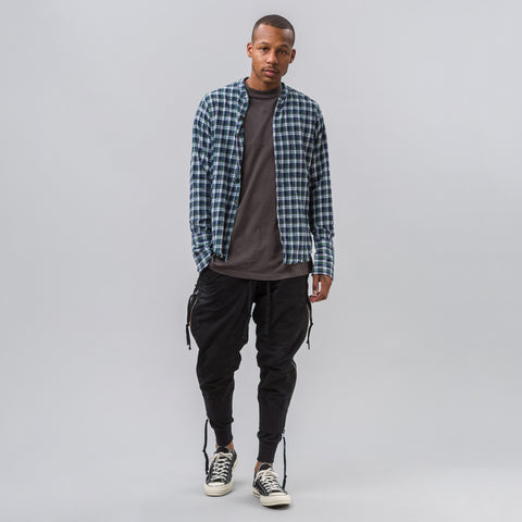 Greg Lauren Campbell Flannel Studio Shirt - Notre