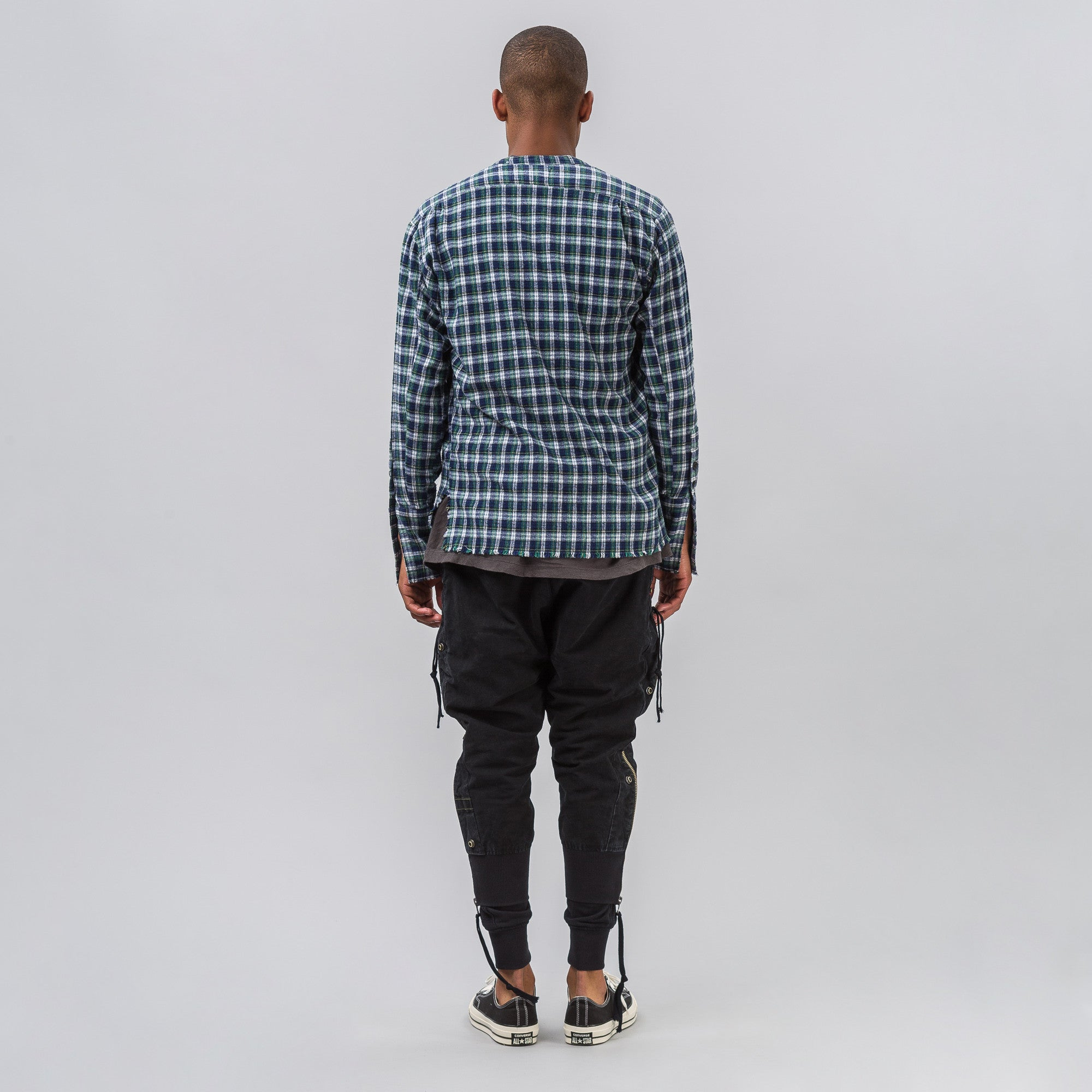 Campbell Flannel Studio Shirt