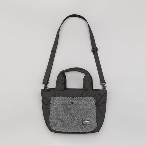 Head Porter KERRY 2Way Tote Bag in Black - Notre ... 8db2999bf323a