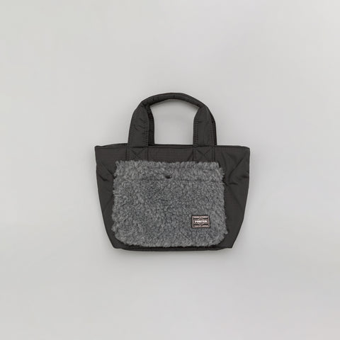 Head Porter KERRY 2Way Tote Bag in Black - Notre