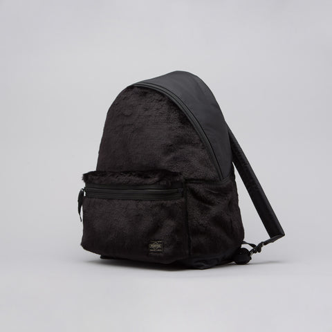 Head Porter Duplex Day Pack in Black - Notre