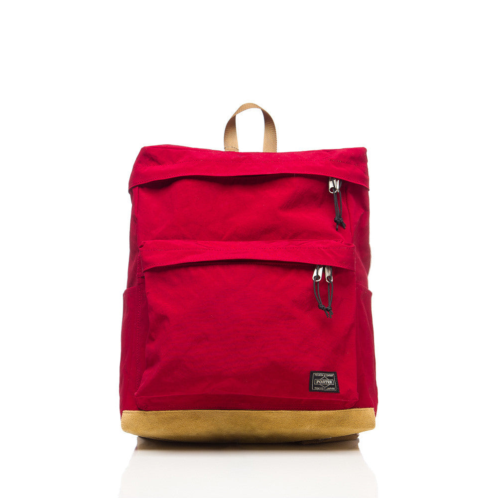 Head Porter - Jackson Day Pack in Red - Notre - 1