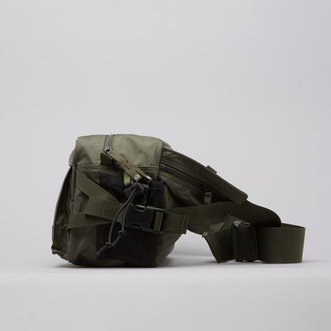 Head Porter New Waist Bag in Olive Drab - Notre
