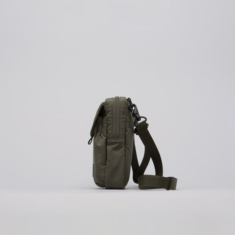 Head Porter Shoulder Pouch in Olive Drab - Notre
