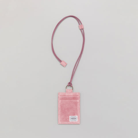 Head Porter MALMO Pass Case in Pink - Notre