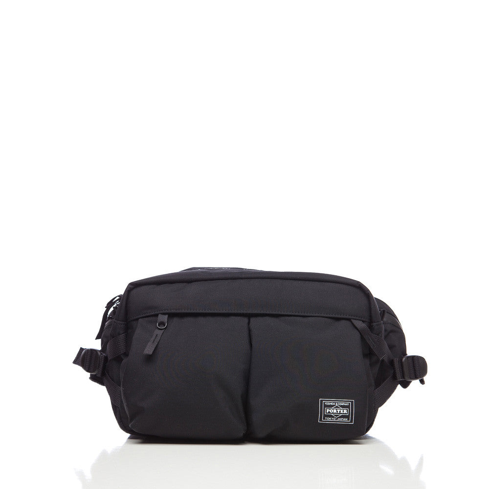 Head Porter - Yukon Waist Bag in Black - Notre - 1