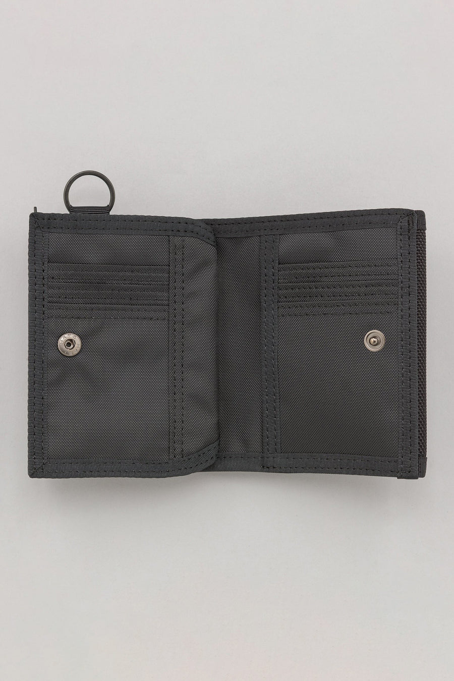 Porter HEAT Wallet in Black - Notre