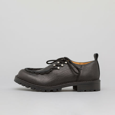Hender Scheme Full Lace Trek in Black - Notre