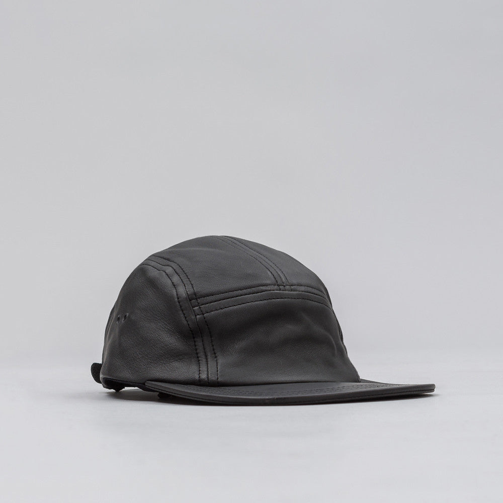 Hender Scheme Sheep Jet Cap in Black - Notre