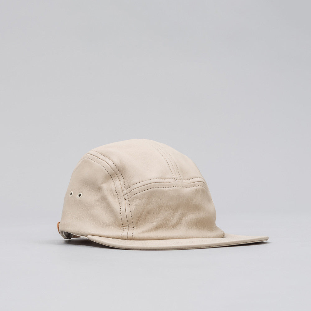 Hender Scheme Sheep Jet Cap in Ivory - Notre