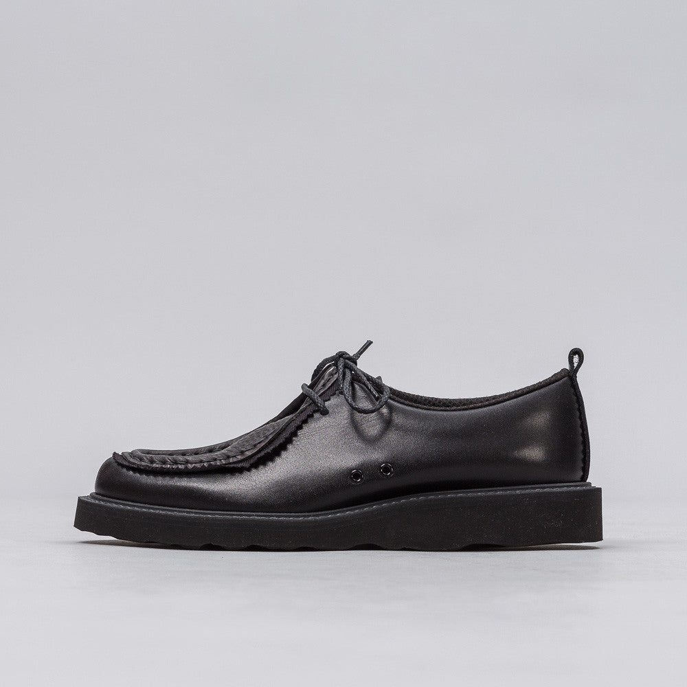 Hender Scheme Tirolean Shoe in Black - Notre