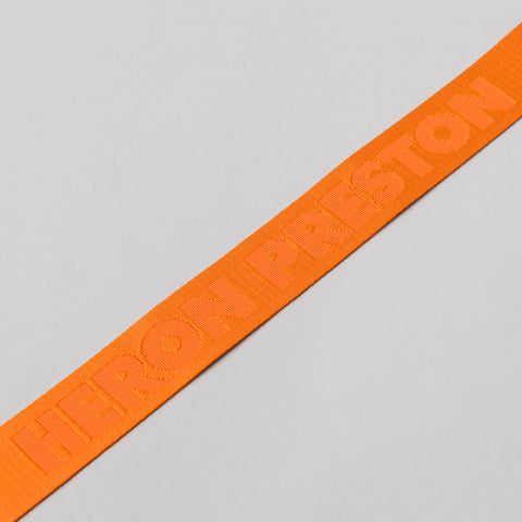 Heron Preston Heron Preston Belt in Orange - Notre