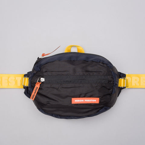Heron Preston HP Fanny Pack in Black - Notre