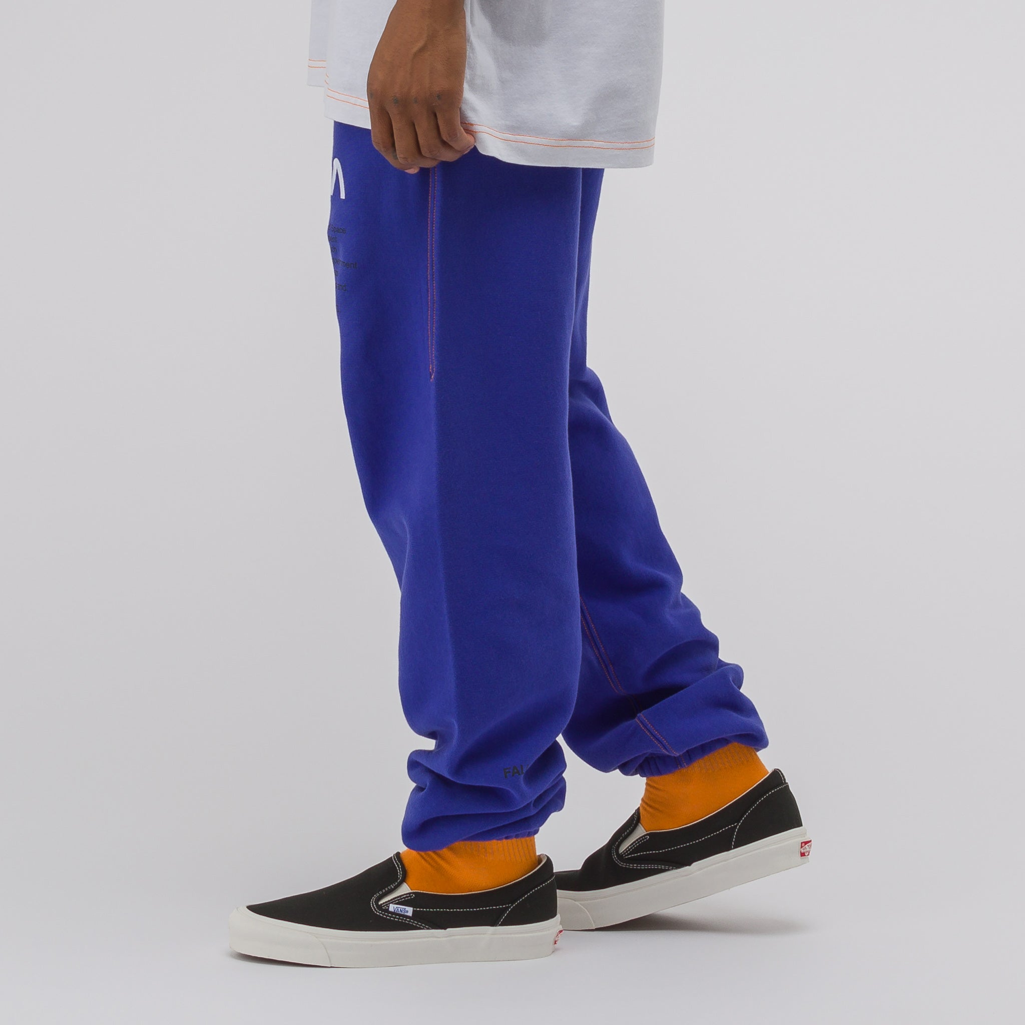 Blue NASA Sweatpant