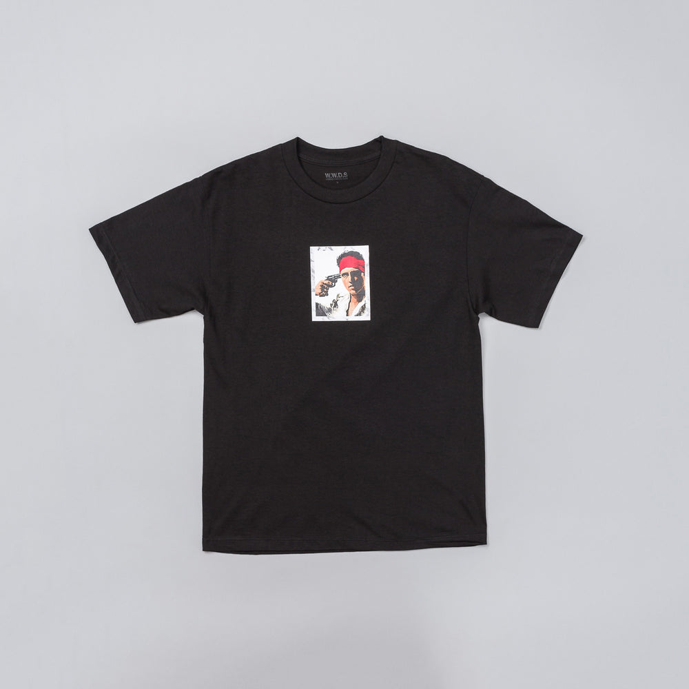Hidden Characters Weapon of Choice Tee in Black - Notre