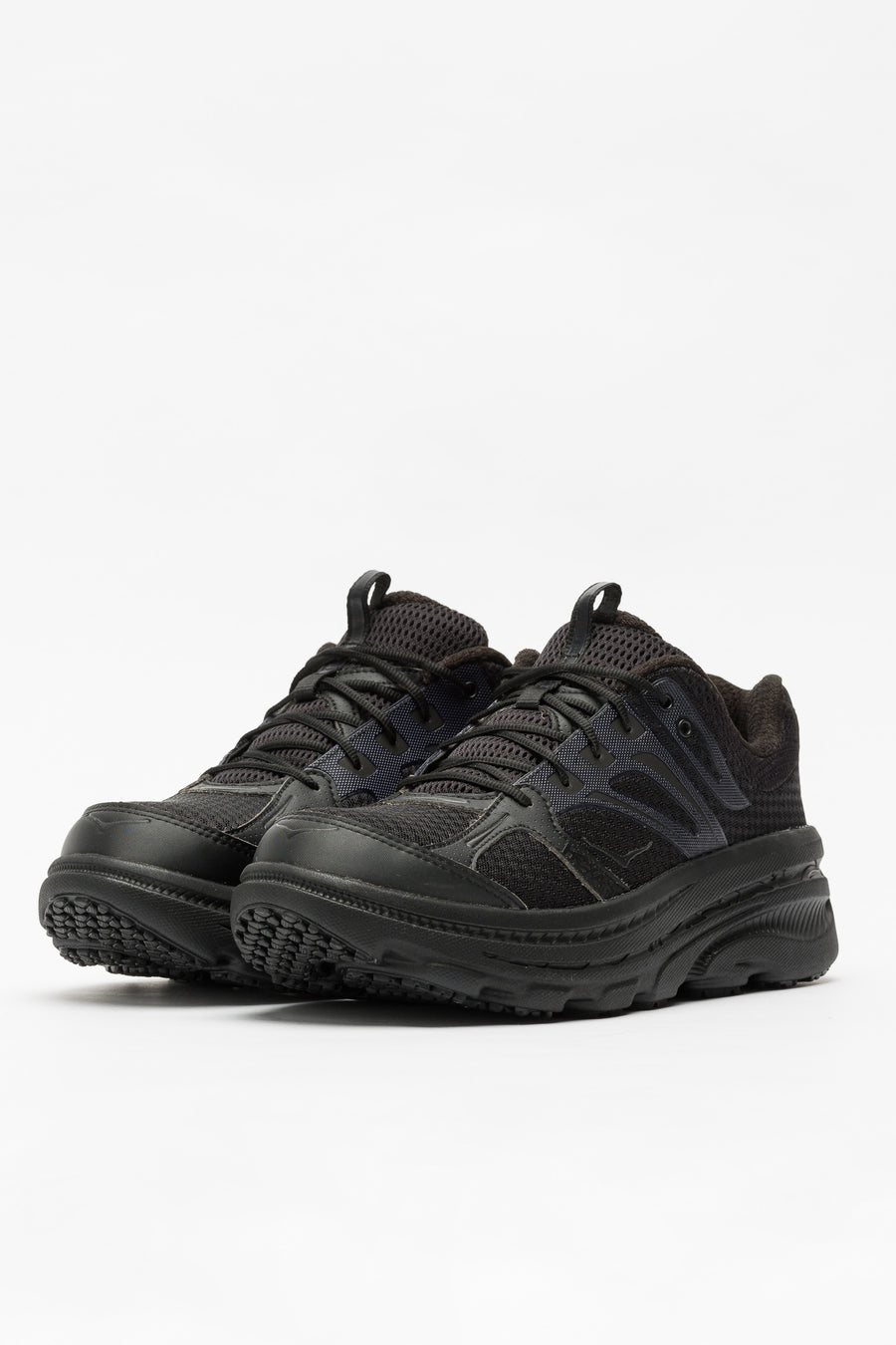 Hoka One One EG Bondi in Black - Notre